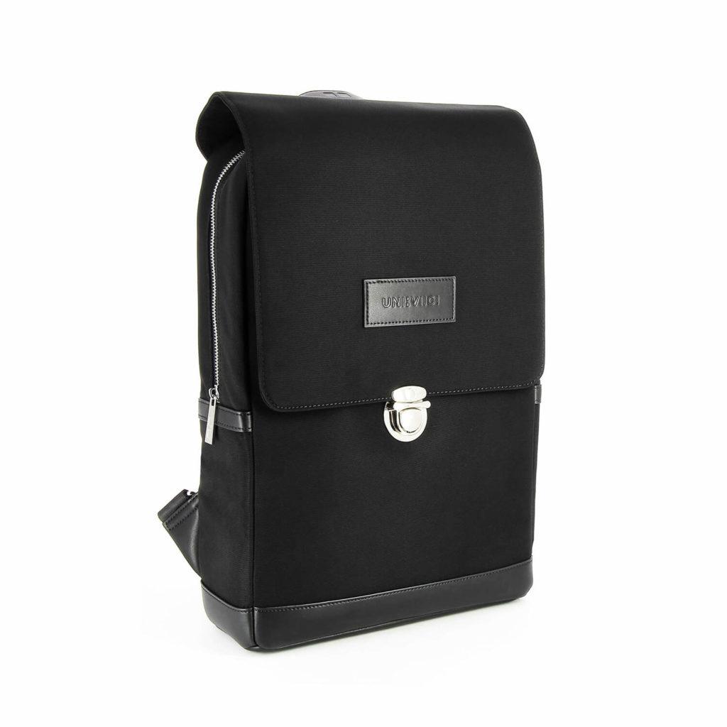 UNI:VIICI   sac à dos EQUILO noir 1   Accueil