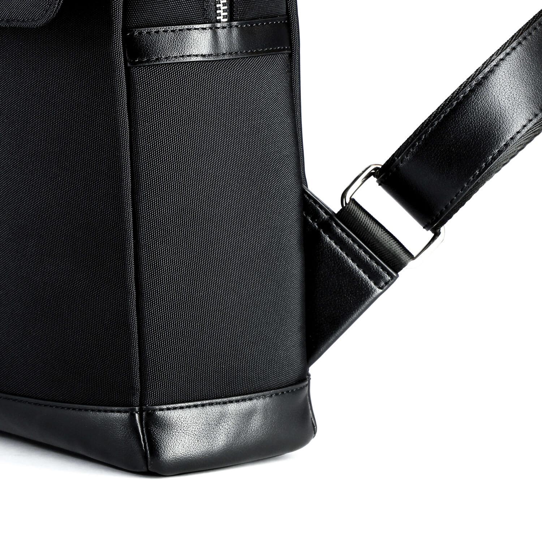 UNI:VIICI | sac à dos EQUILO noir 4 | EQUILO NOIR