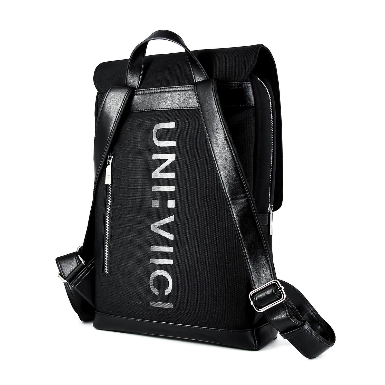UNI:VIICI | sac à dos EQUILO noir 5 | EQUILO NOIR