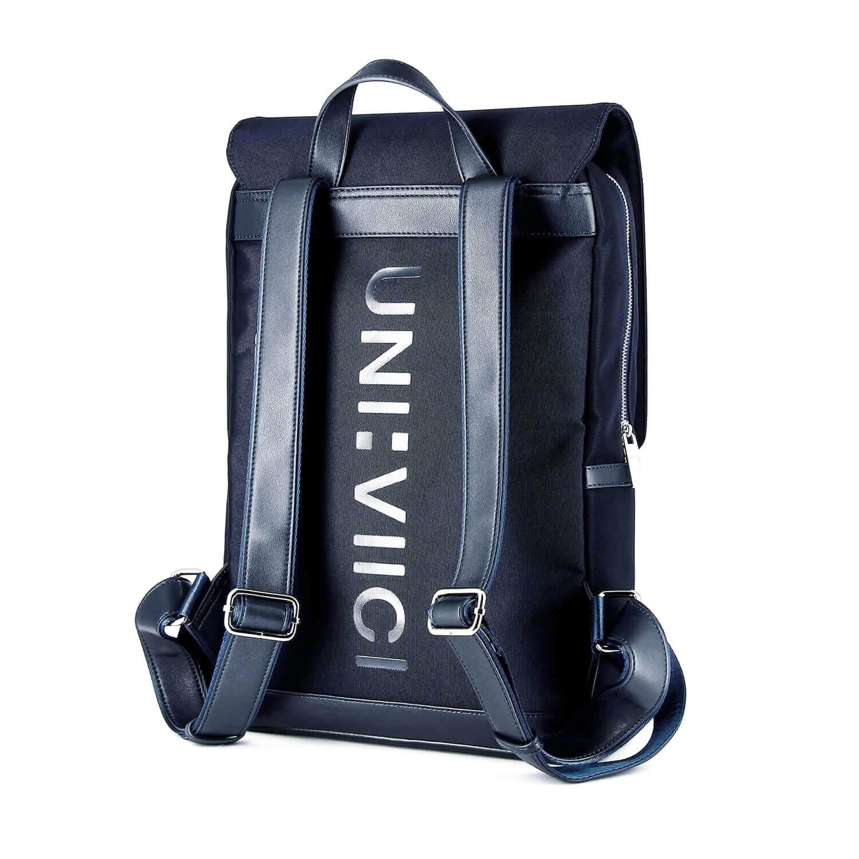 UNI:VIICI   sac à dos nylon minimaliste classe equilo bleu   EQUILO BLEU NAVY