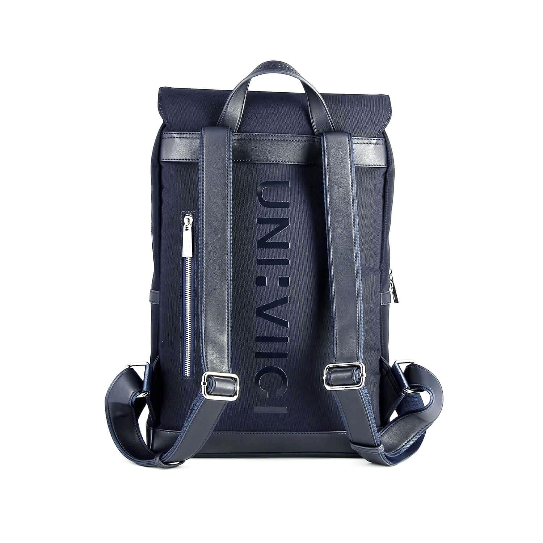 UNI:VIICI | sac à dos nylon minimaliste classe equilo bleu3 | A PROPOS